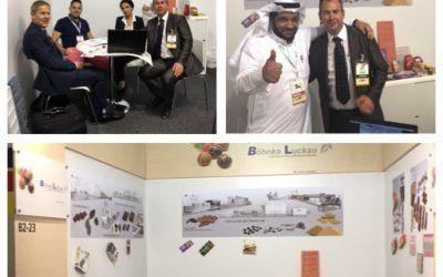 Böhnke & Luckau at the exhibition Dubai fair Gulfood Manufacturing 2017