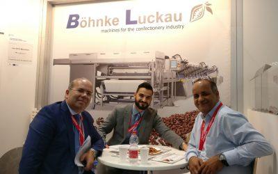Böhnke & Luckau at IBA Munich 2018