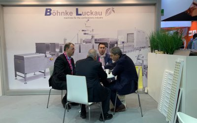 Böhnke & Luckau at ProSweets Cologne 2019