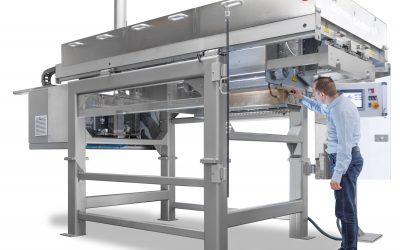 Böhnke & Luckau your specialist for big industrial chocolate depositors